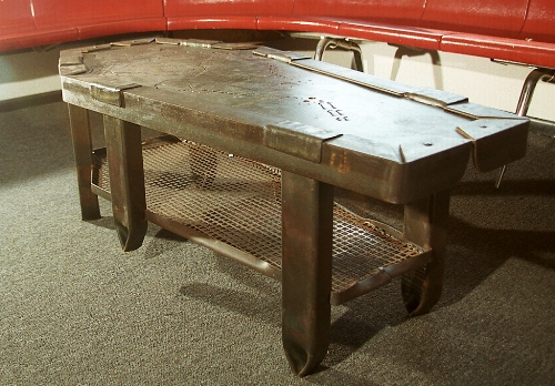 Coffin Table   -